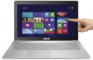 ASUS N550JK-DS71T 15.6 Full-HD Touchscreen Quad Core i7 Laptop  review