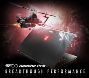 MSI GE60 Apache Pro-003 15.6-Inch Laptop review
