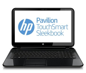HP Pavilion 15-b150us Ultra-Thin TouchSmart Sleekbook review