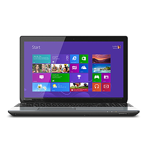 Toshiba Satellite S55t-A5277 Touchscreen Notebook review