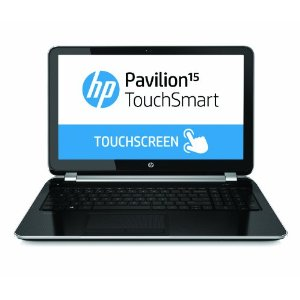 HP Pavilion TouchSmart 15-n020us 15.6-Inch Touchscreen Laptop review