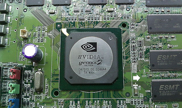 a graphic chip